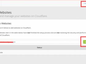 CloudFlare CDN+SSL+Opencart 设置教程